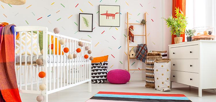Kinderkamer inrichten – Ideeën, tips & trucs
